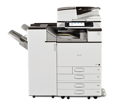 MP C6003 Color Laser Multifunction Printer