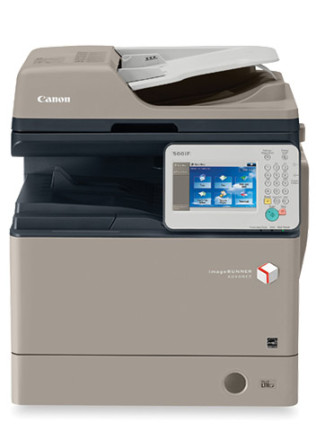 imageRUNNER ADVANCE 500iF Black and White Multifunction Printer/Copier